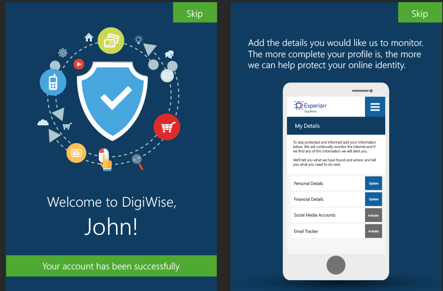 Experian Digiwise Mobile