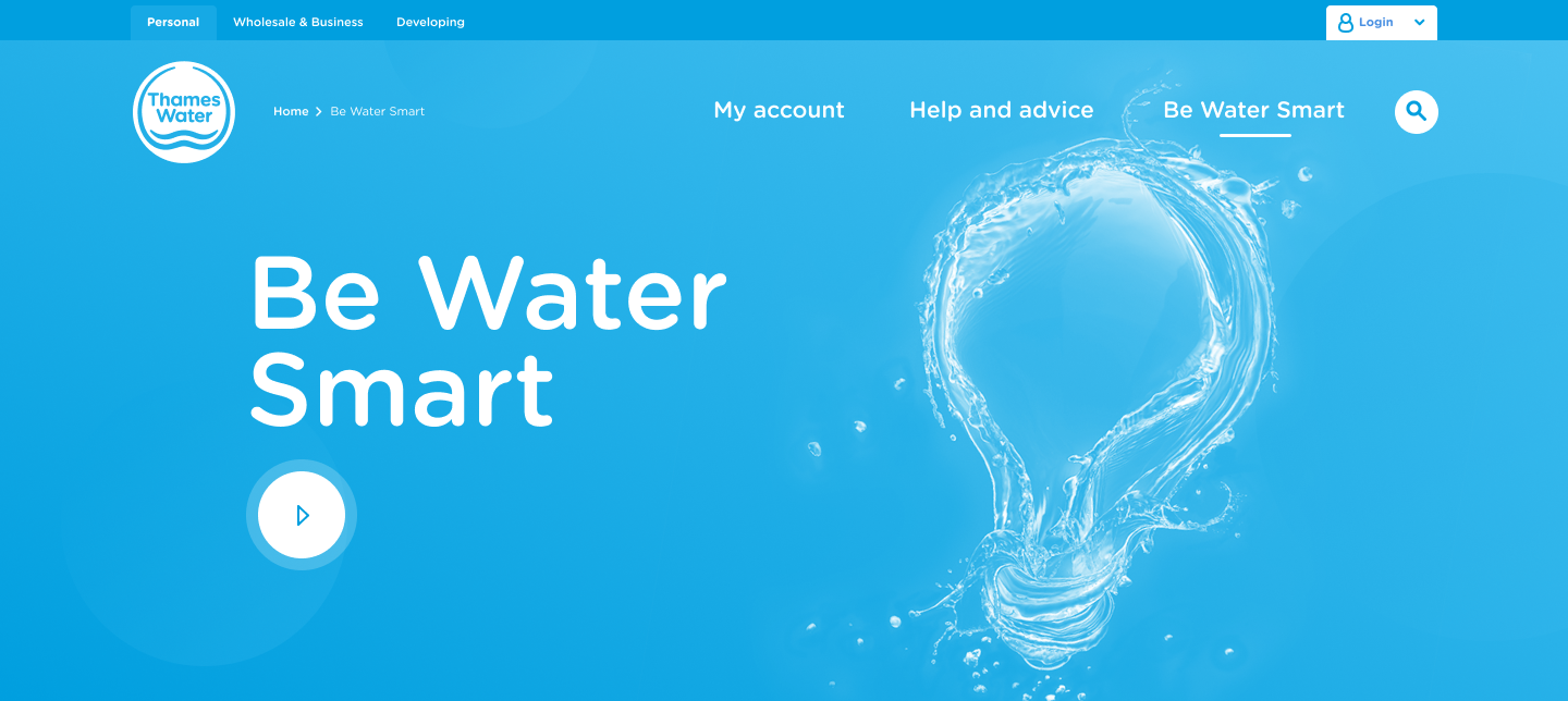T Water Design System